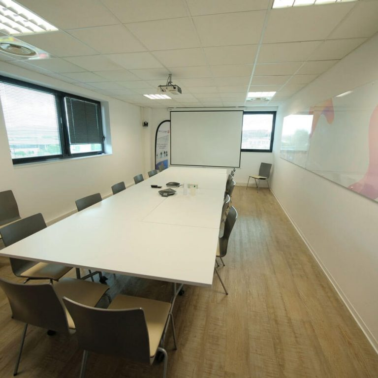 Secure Systems - Salle de réunion