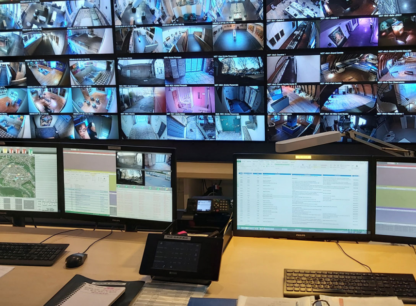 Secure Systems - PCSS Besançon