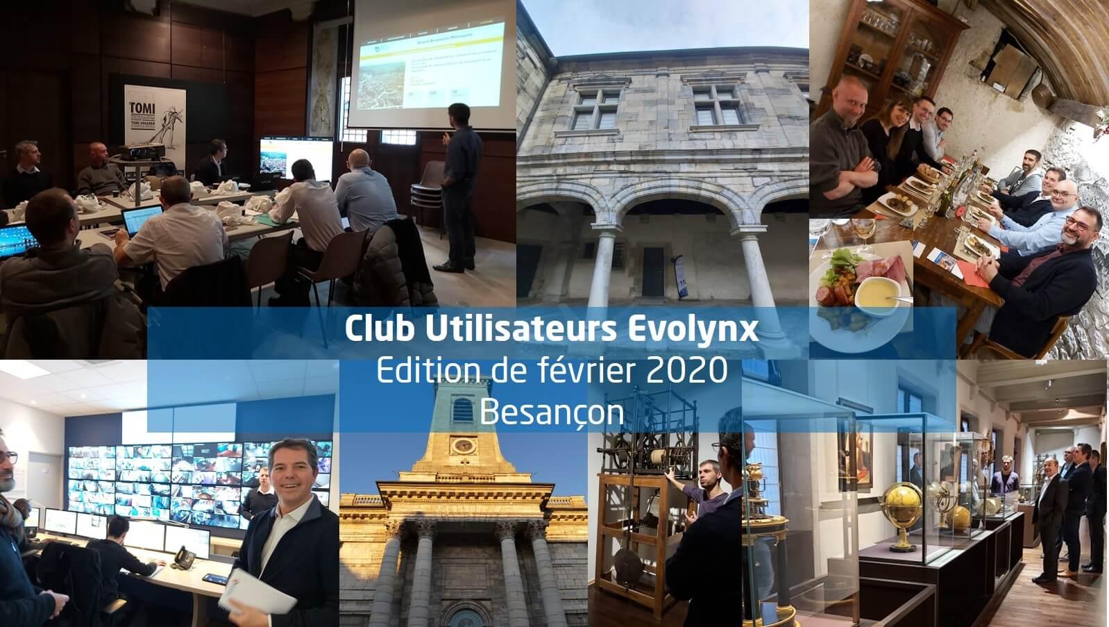 Secure Systems - Club utilisateurs Evolynx