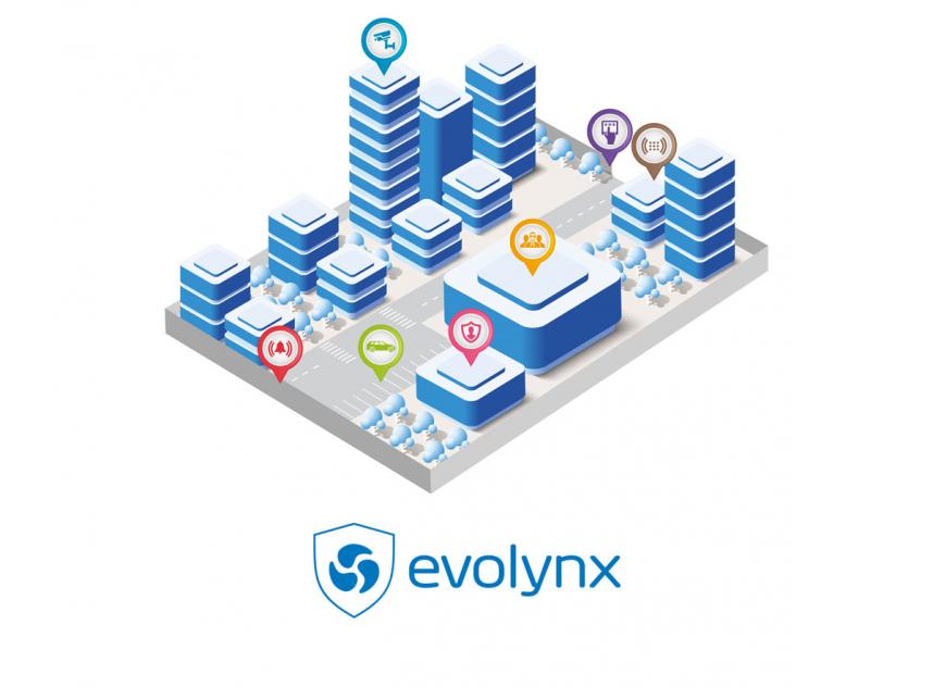 Evolynx - map
