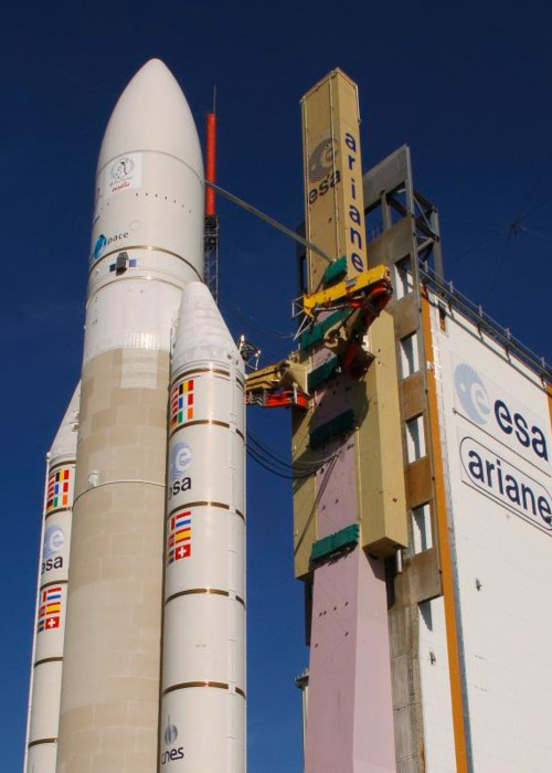 Secure Systems - Lanceur Ariane