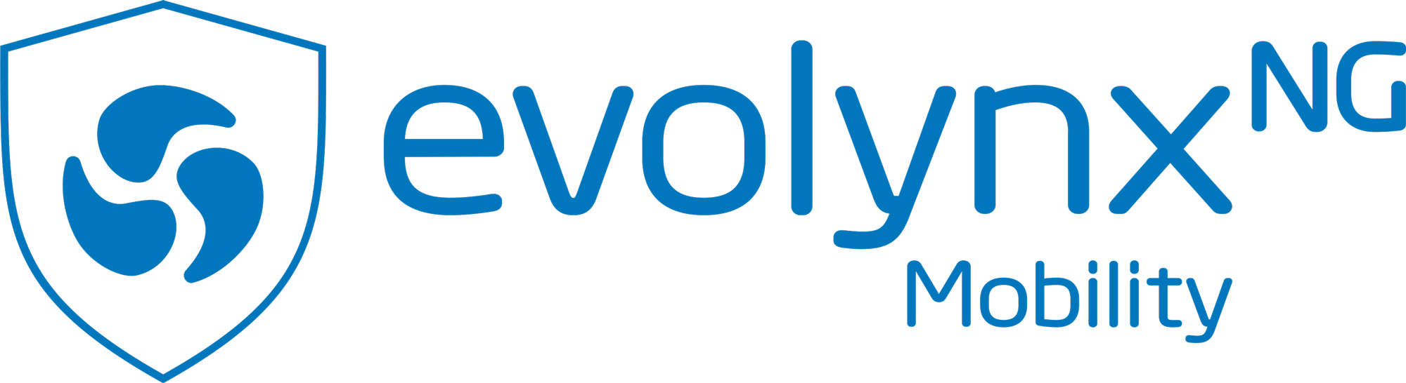 logo evolynxNG software mobility